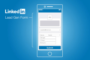 linkedin lead generation form
